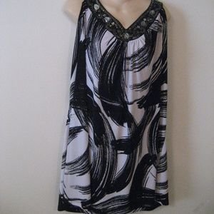 cute tunic top dress 3X
